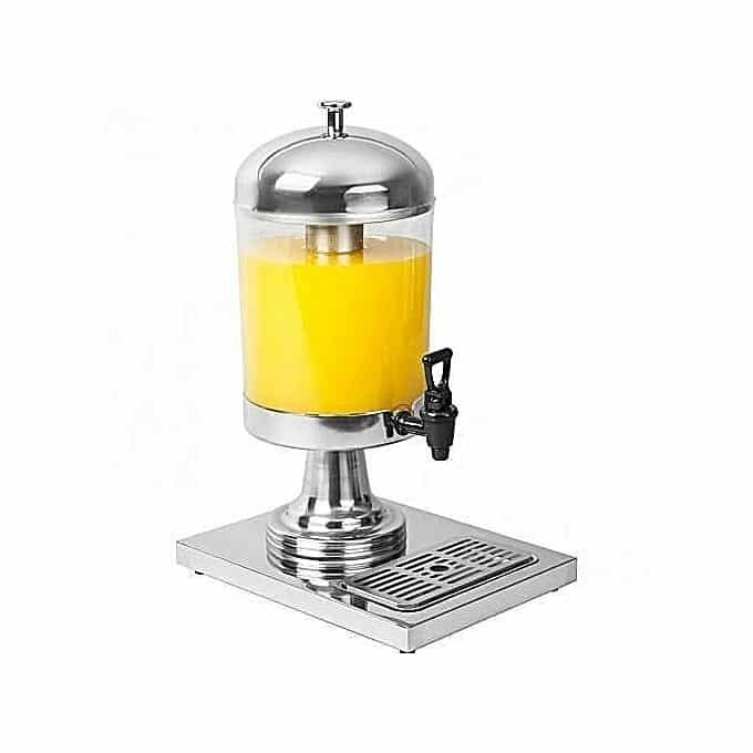 Juice dispenser for juice bars