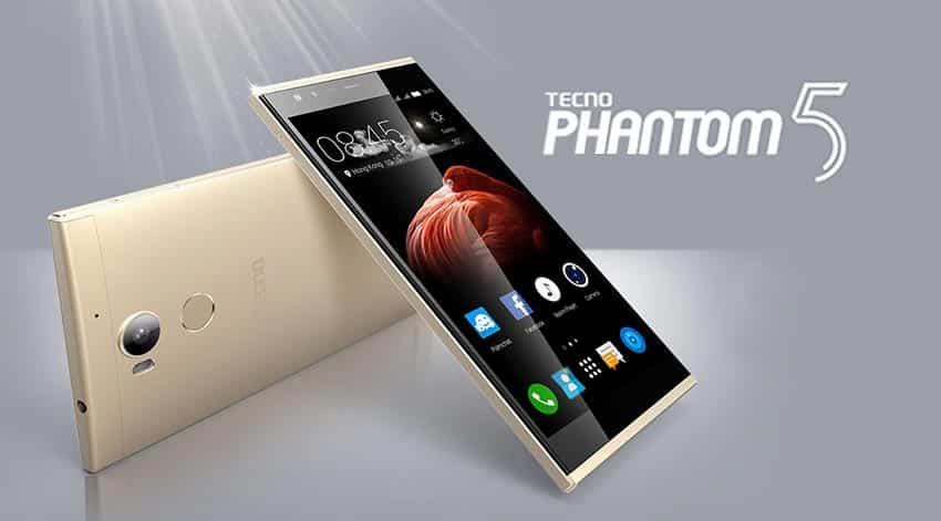 Tecno smartphones in Kenya