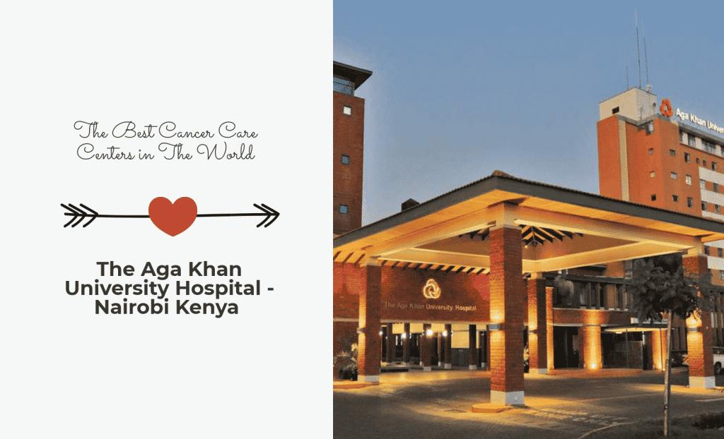 The Aga Khan University Hospital