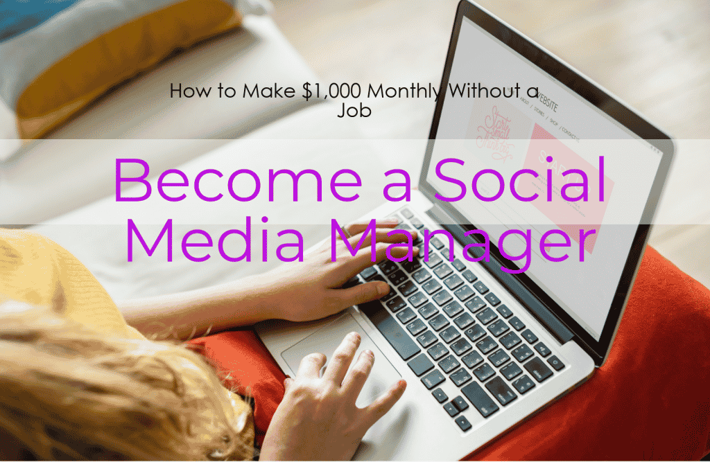 Become a Social Media Manageger to Make Ksh. 100,000 Monthly