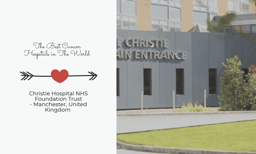Best Cancer hospitals in Manchester