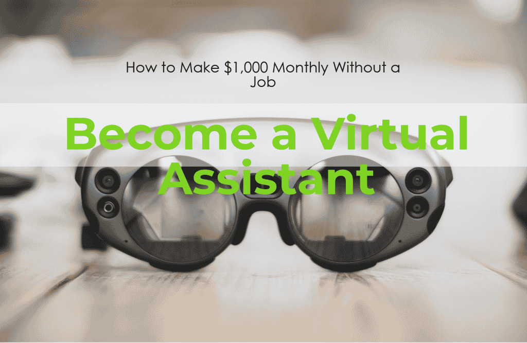 Make Money with Virtual Assistant Jobs