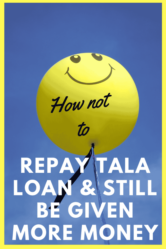 Repay Tala Loans