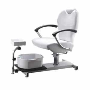 Manicure pedicure station