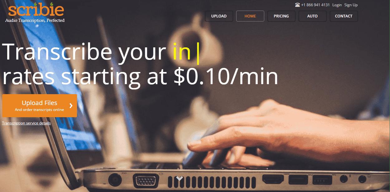 Make money online through transcription jobs