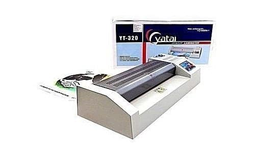 Start a photocopy business in Kenya - Yatai YATAI A3-A4 Laminator Heavy Duty Laminating Machine A3 & A4 size for office and home