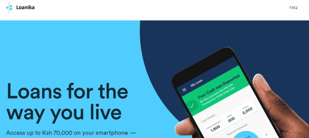 Loanika Loan App Kenya