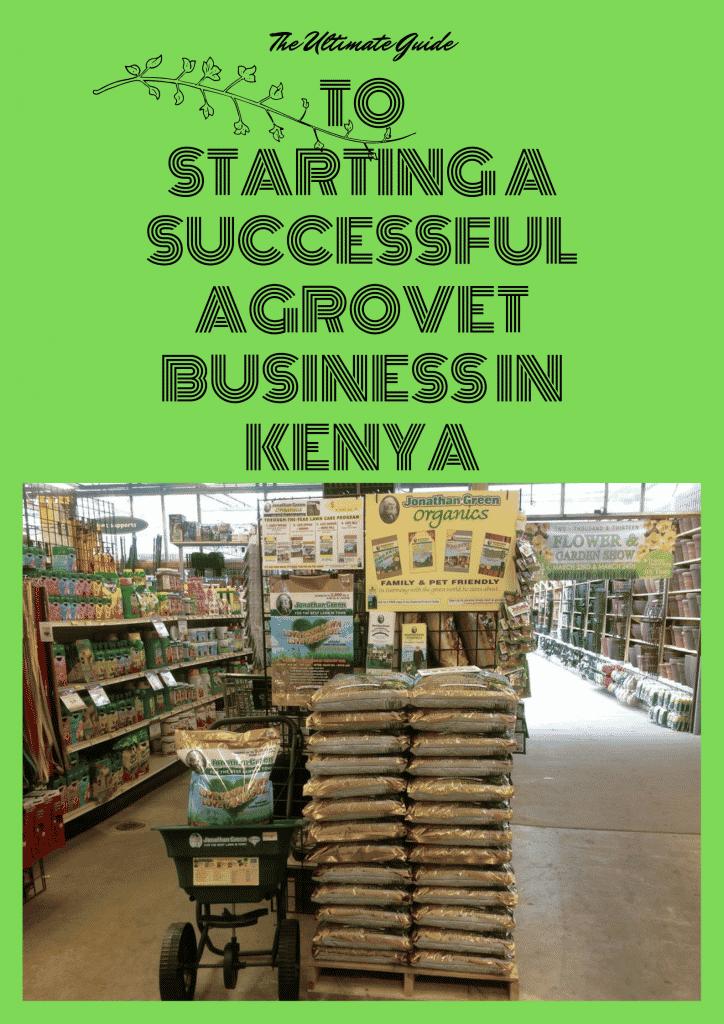 Agrovet business