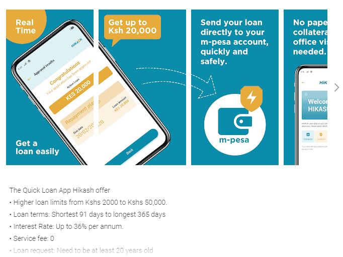 HiKash Loan App
