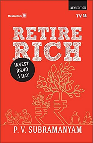 Make Money Books for 20202 - Retire Rich at 40 Rs a Day