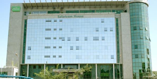 Negozju Safaricom 2020