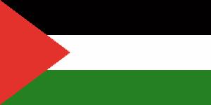 Palestine State flag