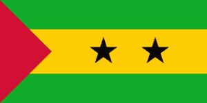 Sao Tome and Principe flag
