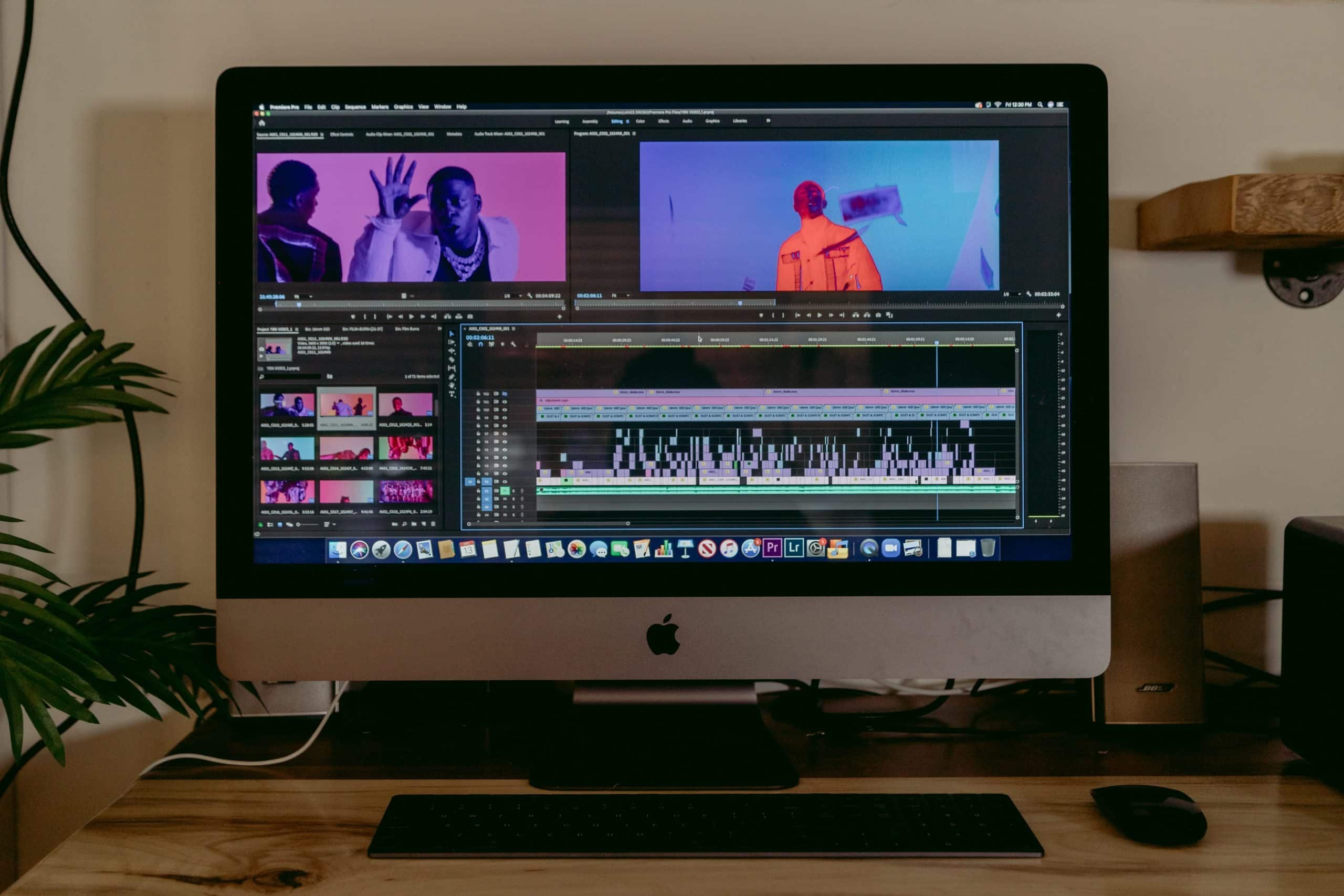 How to make money editing videos in Kenya